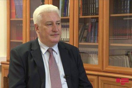 """""""Qarabağ Azərbaycan ərazisidir, bu məsələ birdəfəlik bağlanıb"""" - İqor Korotçenko"""