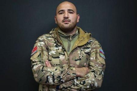 """Erməni uşağını xilas edib, 38 düşməni öldürən komandir: """"Qorxdum ki, uşağın altına bomba qoyublar"""" - VİDEO"""