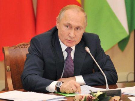 Dağlıq Qarabağ Azərbaycanın bir hissəsidir - Putin