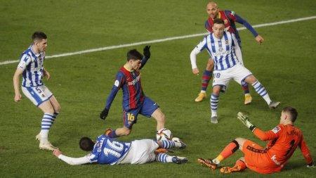 """""""Barcelona"""" İspaniya Super Kubokunun finalına yüksəldi"""