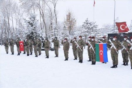 Türkiyə ilə Azərbaycan ordusu arasında ortaq hərbi təlim-məşqləri keçiriləcək