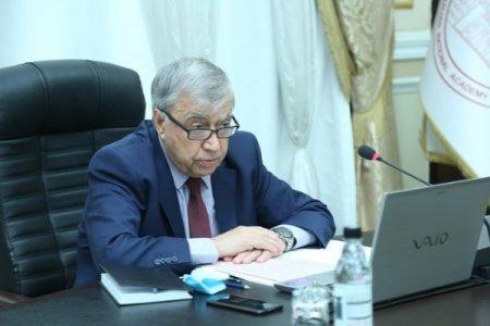 Akademik Adil Qəribov Azərbaycan Milli Elmlər Akademiyasındakı problemləri açıqladı