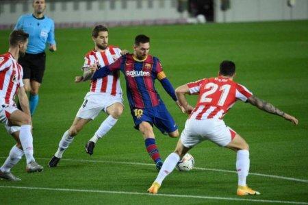 Messi rekordunu yenilədi