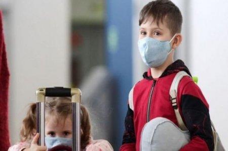 Uşaqların kütləvi şəkildə koronavirusa yoluxması ilə bağlı səs yazısına RƏSMİ MÜNASİBƏT