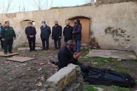 Liviyalı vəkil Zəngilan məscidində namaz qıldı
