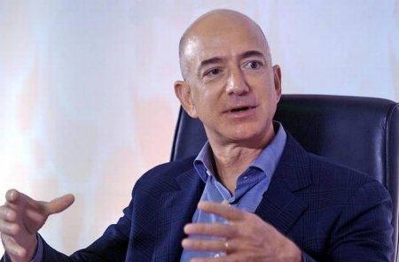 Bezos dünyanın ən varlı insanları reytinqində yenidən birinci yeri tutub