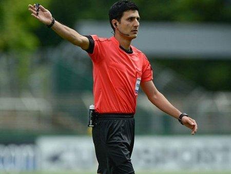 FIFA referisi Əliyar Ağayev Yunanıstan Super Liqasının oyununa təyinat alıb