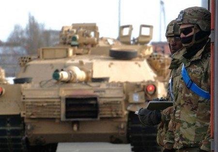 NATO İqardakı hərbçilərinin sayını artırır