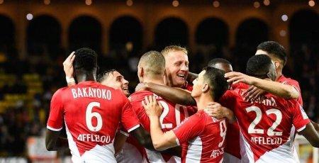 """""""Monako"""" klubu Fransa futbol çempionatında """"PSJ""""ni məğlub edib"""