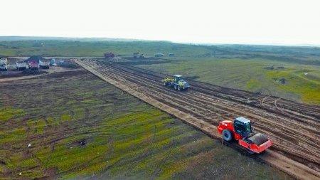 Qarabağda Avtomobil Yolları Dövlət Agentliyinin balansına 2 661 km yol daxildir