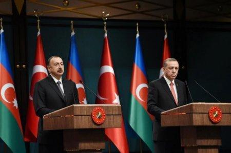 İlham Əliyev Türkiyə Prezidentinə başsağlığı verib