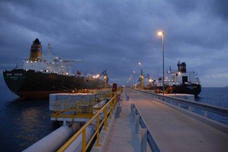 Ceyhan terminalı ilə 40 milyon bareldən çox AÇG nefti yola salınıb