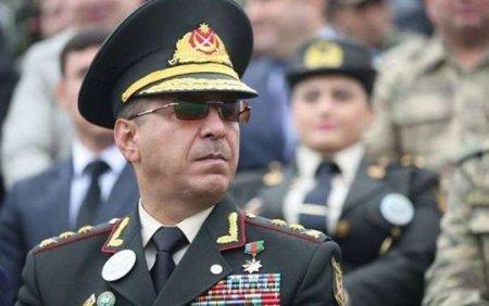 General-leytenant Rövşən Əkbərov həbs edilib - Baş Prokurorluq