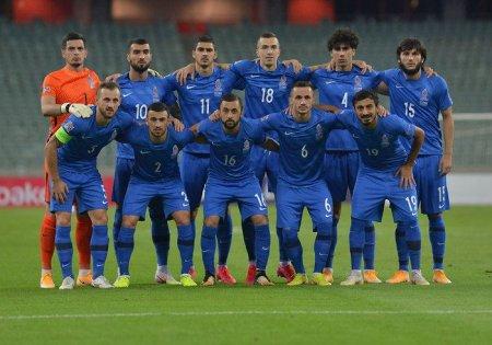 DÇ-2022: Azərbaycan millisi Portuqaliya ilə görüşüb