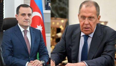 Rusiya və Azərbaycan XİN başçılarının görüşü planlaşdırılır