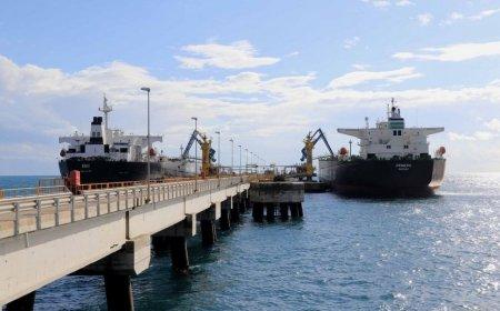 Ceyhan terminalı ilə ilin əvvəlindən 48 milyon bareldən çox AÇG nefti yola salınıb
