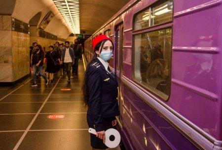 Vaksin olunanların metrodan istifadəsinə şərait yaradılsın - TƏKLİF
