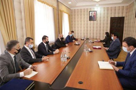 Türkiyəli iş adamlarının Xaçmaza marağı artıb