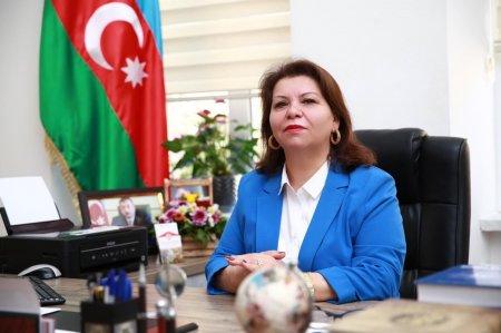 Professor Mahirə Hüseynova ADPU-nun Beynəlxalq əlaqələr üzrə prorektoru təyin olunub