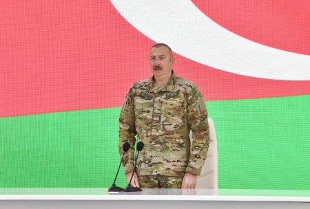 Ali Baş Komandan Qarabağ vədini reallaşdırdı: Azərbaycan xalqı etimadında yanılmadı
