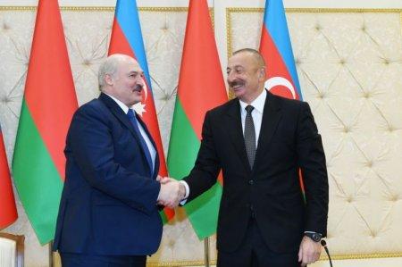 """Lukaşenko: """"İlham Əliyev postsovet məkanındakı prezidentlər arasında ən savadlı, ən mədəni insandır"""""""