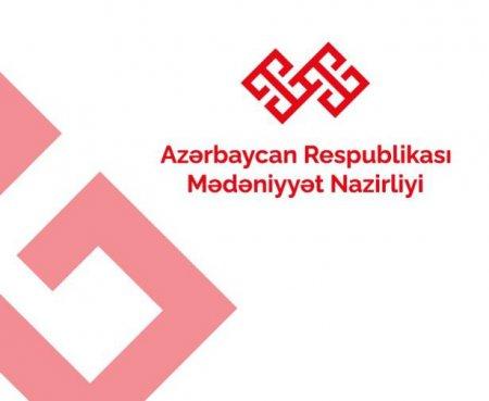 Mədəniyyət Nazirliyində yeni komissiya yaradıldı