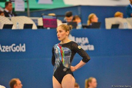 Azərbaycan gimnastı Avropa Çempionatının finalına çıxıb