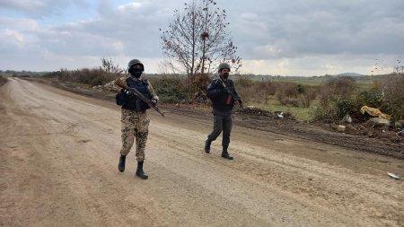 Azad edilmiş ərazilərə qanunsuz daxil olmaq istəyən 6 nəfər saxlanılıb