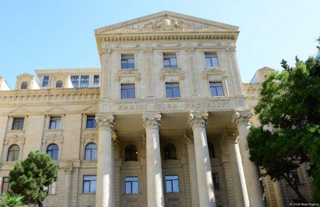 Azərbaycan beynəlxalq missiyaları öz ərazisində qəbul etməyə hazırdır - XİN