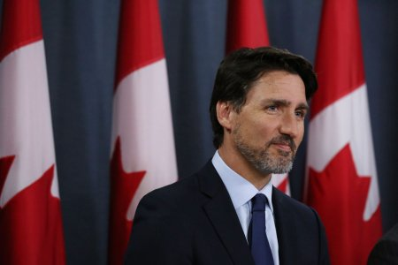 Kanadanın baş naziri