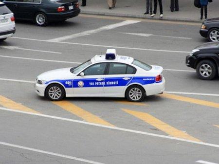 Yol polisi rayonlara istirahətə gedən sürücülərə çağırış etdi