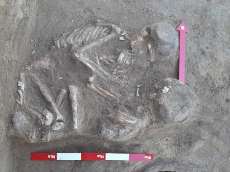 Lələtəpə neolit dövrü yaşayış yerində yeni tapıntılar aşkarlanıb