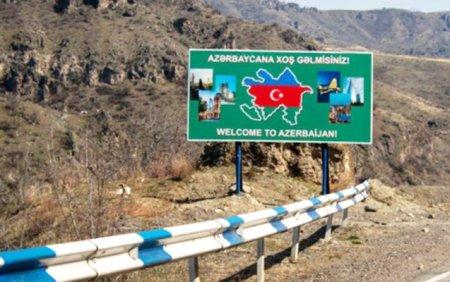 Gorus-Qafan yolu bağlandı, ermənilər təşvişə düşdü
