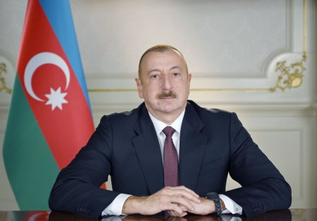 Prezident İlham Əliyev Özbəkistan Prezidentini təbrik edib