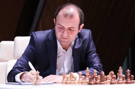 Şahmat üzrə Avropa çempionatı: Rauf Məmmədov liderliyə yüksəlib