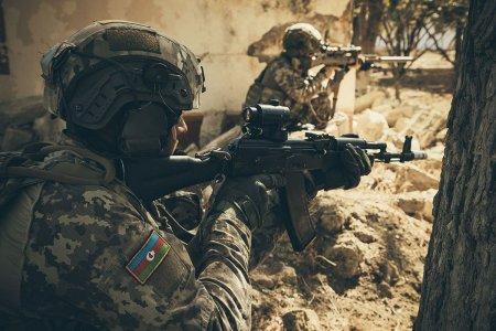 Erməni silahlılarının təxribatının qarşısı alınıb: Qarşı tərəf itki verib və susdurulub