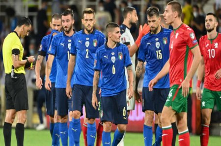 İtaliya yığması dünya rekordunu TƏKRARLADI