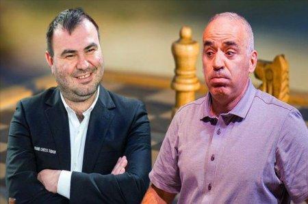 Şəhriyar Məmmədyarov Kasparovu mat etdi