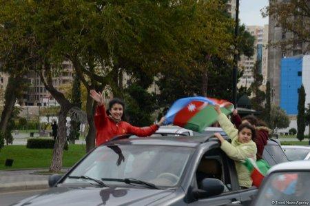 Azərbaycan Vətən müharibəsinin ildönümünü qürurla qeyd edir - Ermənistan isə çaşqınlıq, ümidsizlik içindədir