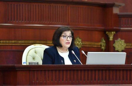 Milli Məclisin 2021-ci ilin payız sessiyasında ilk iclası keçirilib