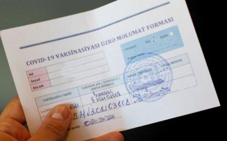 Bu gündən COVID pasportu ilə bağlı daha bir qadağa qüvvəyə minir