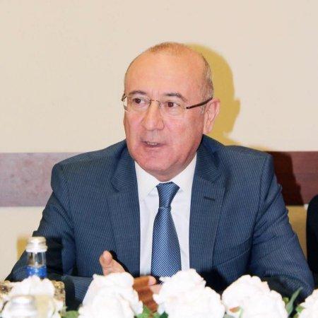 İlqar Rəhimov IBSA-nın vitse-prezidenti seçilib