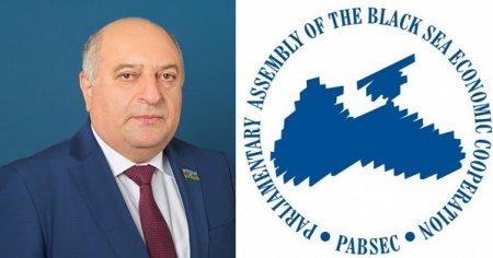 Azərbaycanlı deputata beynəlxalq təşkilatda vəzifə verildi
